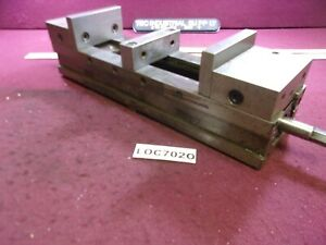 Lockwell Ltd 40 Double Clamp 4 Milling Machine Vise Loc7020