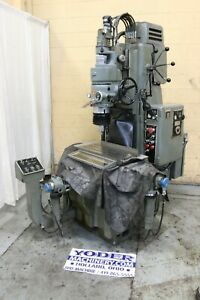 Moore Model 3g 18 Dxy ro Jig Grinder Yoder 69809