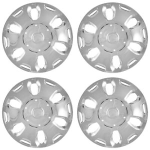 4 New 2010 2013 Ford Transit Connect Van 15 Wheel Covers Hubcaps Full Rim Hubs
