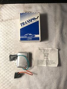 New Transpo P8 393a Vsh6401 Voltage Regulator 24 Volt Negative Ground Prestolite