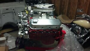 Chevrolet Performance 454ho Crate Engine never Used