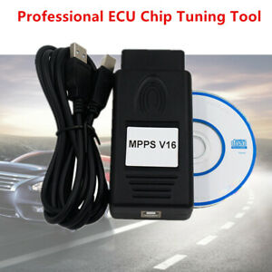 Mpps V16 Professional Ecu Chip Tuning Tool Read Write Memory Diagnostic Service