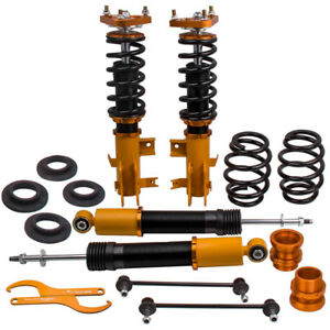 New Coilovers Kits For Honda Civic 2012 2015 Si 2012 2013 Only Adj Height Shocks
