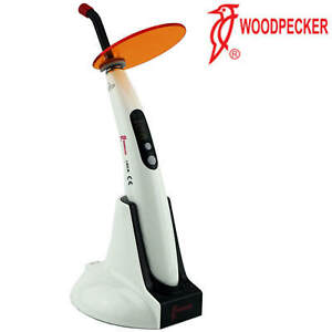 Woodpecker Led b Dental Wireless Led Curing Light Lamp 1400mw 5s Curing Original