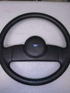 Ford Mustang 1987 1989 Oem Steering Wheel Taken Off When New And Stored Nice