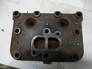 John Deere Luc Gas Engine Cylinder Head l4234t Old Motor Tractor Part