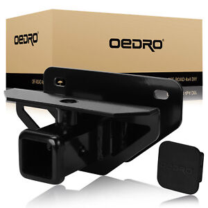 Oedro Class 3 Tow Trailer Hitch Receiver Fit For 03 18 Dodge Ram 1500 2500 3500