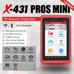 Launch X431 Touch Pro Obd2 Diagnostic Scanner Fault Code Reader Pk Mx808 Mk808 V