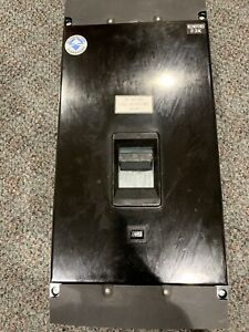 Reconditioned Federal Pacific Nm621000 Circuit Breaker 600amp 2pole