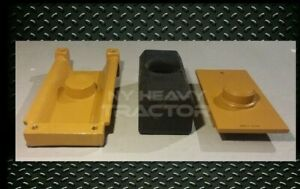 3w2207 3w2196 Bar Equalizer Block Plate Cat 963 963c 963d 3w2197 Caterpillar