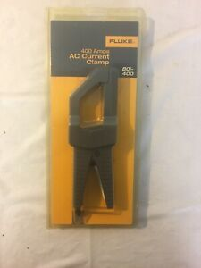 New Fluke 80i 400 Clamp on Ac Current Probe 400a Nos