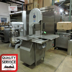 Biro 3334 16 Food Processing Commercial Deli Meat Band Saw 3 Ph