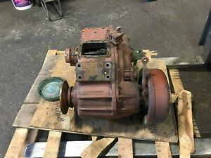 Rockwell Military T 1138 Transfer Case Used Out Of M900 Series 5 Ton 6x6