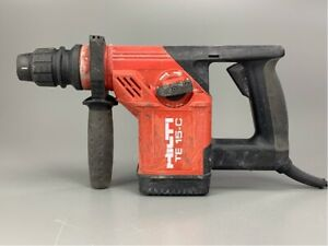 Hilti Rotary Hammer Drill Te 15 c With Case