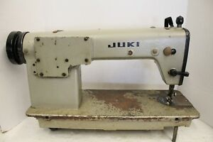 Juki Ddl 552 Industrial Sewing Machine head Only