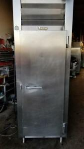 Traulsen Rht132wut Stainless Steel 24 2 Cu Ft 1 Door Refrigerator