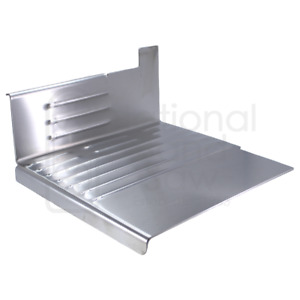 Carriage Tray Stainless Steel 2612 2912