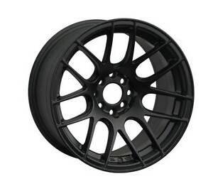 Xxr 530 19x8 75 15 5x114 3 5x120 Flat Black Concave Pair 2 Wheels Only