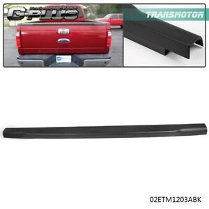 For 08 16 F250 F350 F450 Super Duty Tailgate Moulding Top Protector Cover Cap