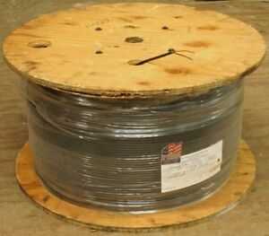 Coast Wire Cable Tech 3 Conductor 20 Awg Cable 5 450ft Nos
