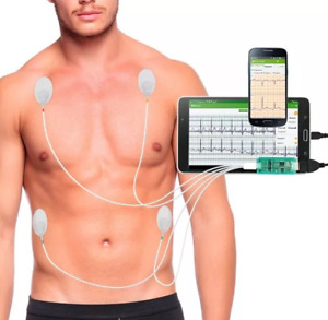 Ecg Dongle portable Usb Electrocardiogram Device Works With Android