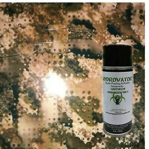 Hydrographic Water Transfer Hydro Dip 6 Oz Activator Army Camo 5 1m Film Kit