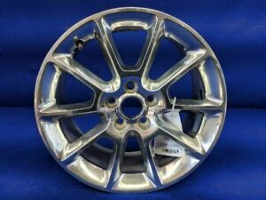 2010 2011 Ford Mustang Gt Wheel 18x8 Aluminum Tpms 10 Spoke Polished