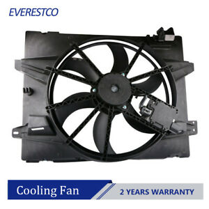 Radiator Cooling Fan Assembly For Ford Crown Victoria Mercury Grand Marquis 4 6l