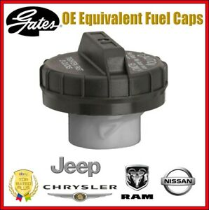 Gates Fuel Tank Cap Oe Equivalent Fuel Cap For Dodge Infiniti Jeep 31838
