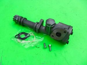 Oil Pump 1949 53 Ford Flathead V8 New