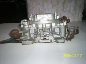 Vintage Carter Avs Plymouth Dodge Mopar 4 Barrel Carburetor 4426s