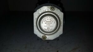Westinghouse Rotary Switch Type W2 505a703g60