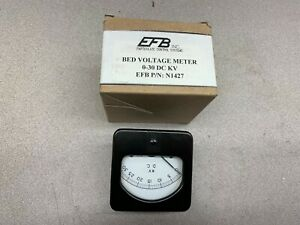 New In Box Efb 0 30 Dc Kv Bed Voltage Meter N1427