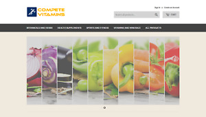 Health Food Store Automated Dropship Shipped From Usa