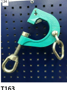 Autobody Frame Machine Tool G Clamp 2 way Clamp Self tighten Mo Clamp 5802 Style