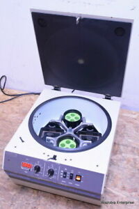 Beckman Model Gs 6 Centrifuge With Buckets And Rotor