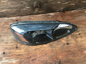 2004 06 2007 2008 Pontiac Grand Prix Right Passenger Halogen Headlight 10372371