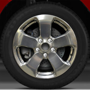 18x8 Factory Wheel full For 2011 2013 Jeep Grand Cherokee