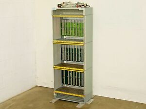 Rolm 9200 Pbx Phone System Chassis Only No Boards 3 Stack 120v