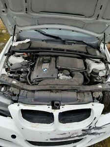 Bmw E90 E92 E93 335 Twnin Turbo Motor Engine 6 Cylinder N54 And Transmission