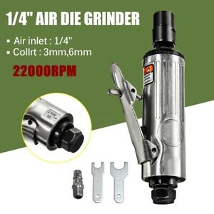 1 4 Angle Die Grinder Pneumatic Polisher Cleaning Cutting Air Tool