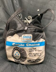 Laclede Cable Tire Snow Chains Sae Class S