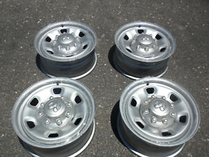17 Dodge Ram 2500 Rims 17 Inches Dodge 2500 Wheels Steel Oem 1xa75trmaa