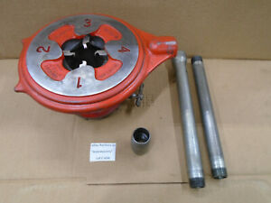 C636 Ridgid 36565 Manual Ratchet Npt Pipe Threader 65r 1 To 2 Capacity 65 r Rh