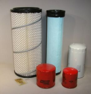 Kubota M9540 Filter Kit Top Quality