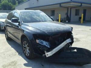 Driver Front Seat Electric Leather Sport Seat Fits 09 12 Audi Q5 1085317