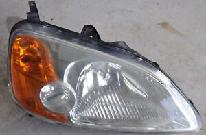 2001 Honda Civic Ex Coupe Right Passenger Headlight Lens Oem Honda Lens Used