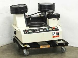Sibert Industries Mbf 150 Back Sander For Parts Used In Dvd Cd Industry