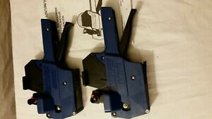 2 Avery Dennison Price Tag Guns Hardly Used With Instruction Booklet