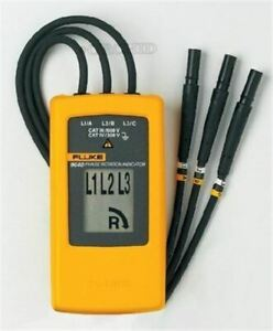 Brand New Fluke 9040 Digital Phase Rotation Indicator Tester Meter Ay
